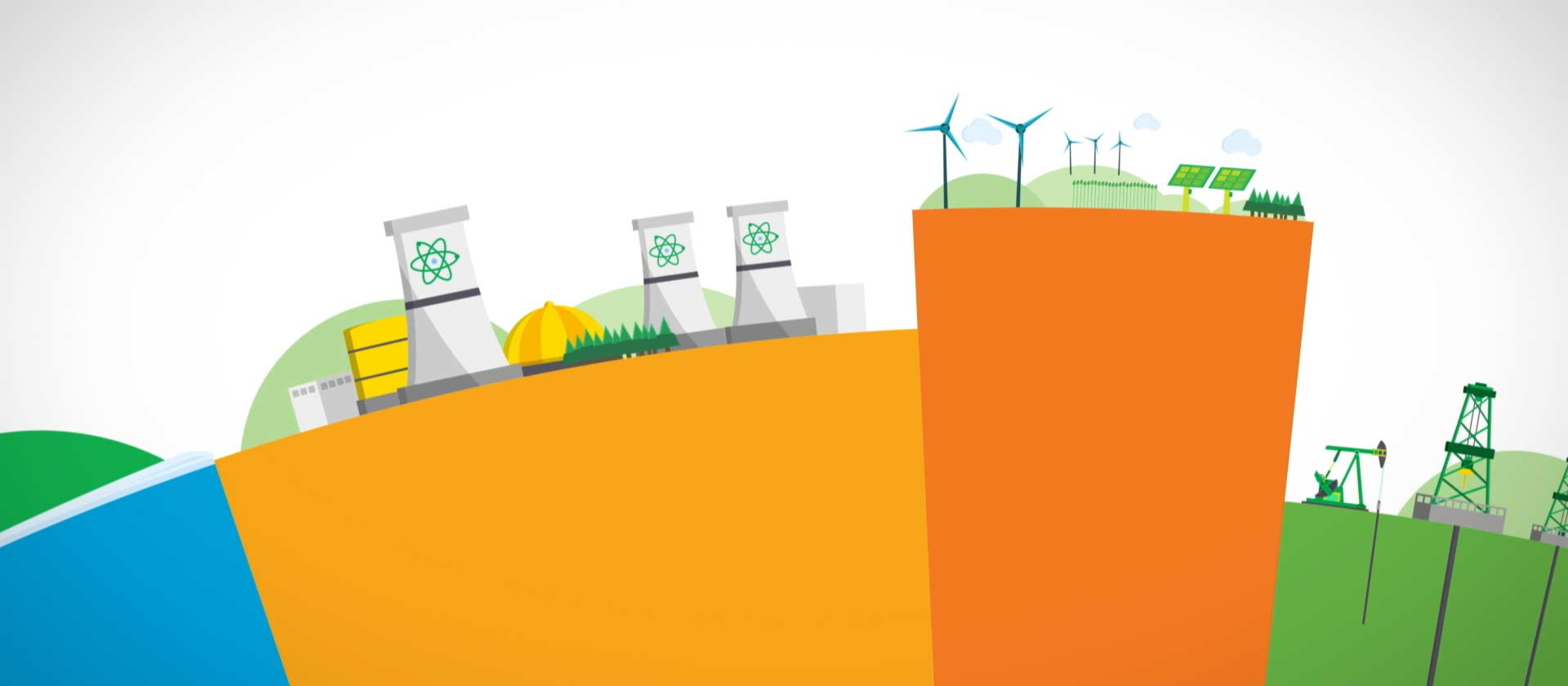 Energy Outlook 2035 - Motion graphics and 2D animation - Infographic film for BP